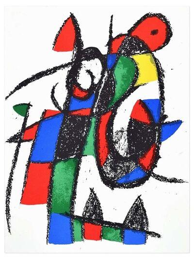 Joan Miró, 'Composition II', 1974