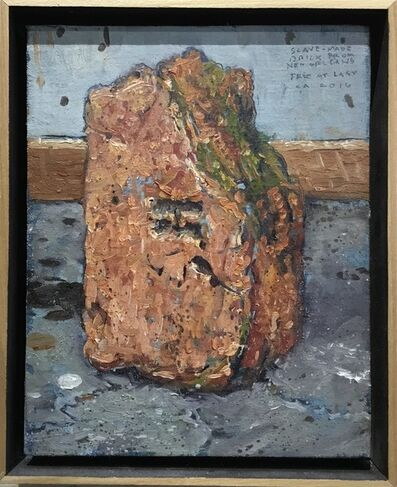 Chester Arnold, 'Slave Made Brick, New Orleans 1860', 2016