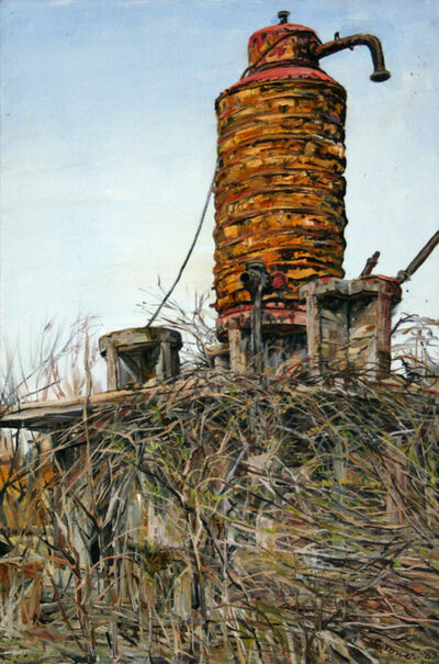 Cindy Tower, 'Tower', 2007