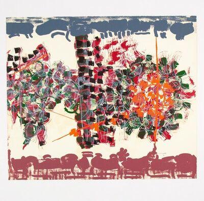 Jean-Paul Riopelle, 'Le Sablier 6', 1973