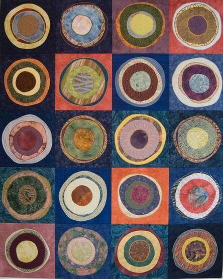 Carol Schepps, 'Earthly Suns Series: Silent Suns'