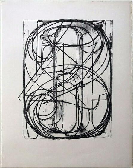 Jasper Johns, '0 through 9 ', ca. 1975
