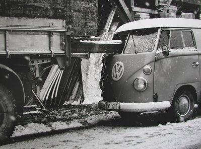 Arnold Odermatt, 'Beckenried', 1967