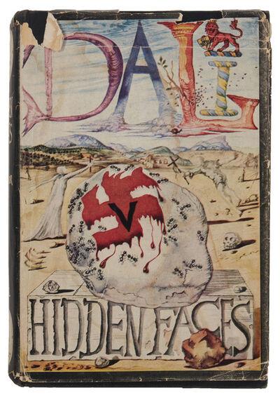"""Salvador Dalí, '""""Hidden Faces,"""" The Dial Press, New York', 1944"""