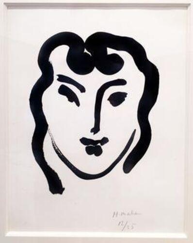 Henri Matisse, 'Patitcha Souriante ', 1947