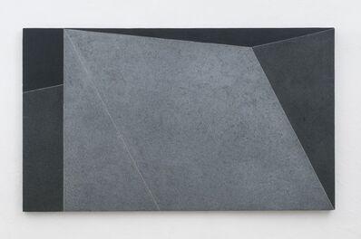 Giuseppe Uncini, 'Dimore n. 50B', 1985