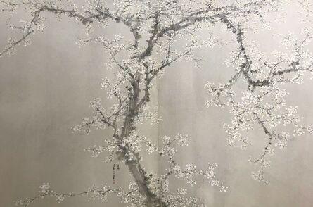 Huh Dal Jae, '梅花', 2015
