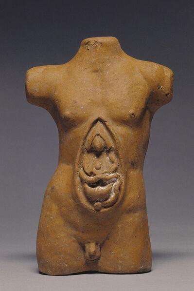 'Votive Statuette',  4th century B.C.