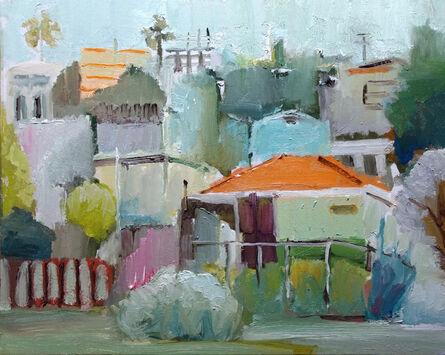 Bradford J. Salamon, 'Orange Roof', 2020
