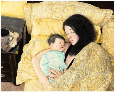 Desirée Holman, 'After Breakfast in Bed', 2011