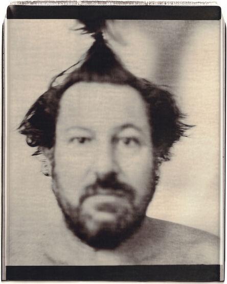 Julian Schnabel, 'Untitled (Self-Portrait)', 2008