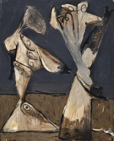 Markus Lüpertz, 'Untitled', 1992