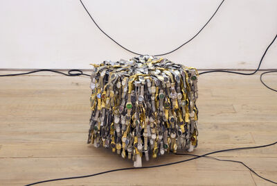 Arto Lindsay, 'Elenco / Cast', 2010