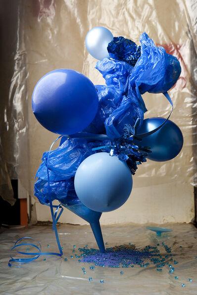 Lorenzo Vitturi, 'Plastic Blue #1', 2013