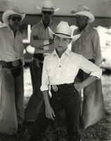 """Sally Mann, 'Untitled from the """"At Twelve"""" Series, Jennifer at the Rodeo', 1983-1985"""