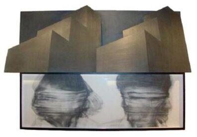 Robert Longo, 'Twins', 1987