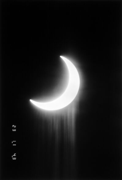 Kikuji Kawada, 'A Partial Eclipse', 1987