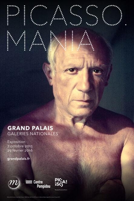Gjon Mili, 'Portrait of artist Pablo Picasso', 1948