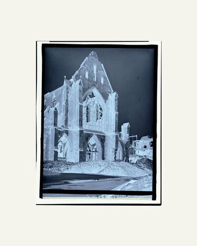 Ola Kolehmainen, 'Minoritenkirche 1246/48 I (RB-Archiv Köln c.1946)', 2017