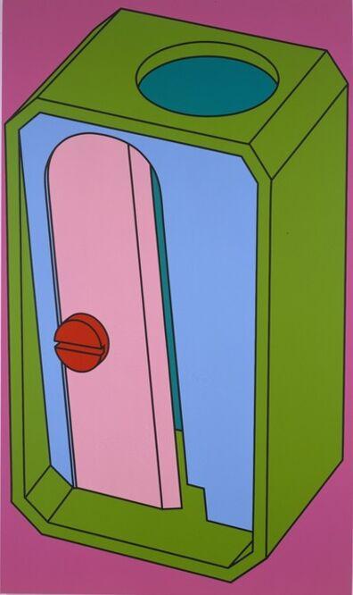 Michael Craig-Martin, 'Sharpener', 2002