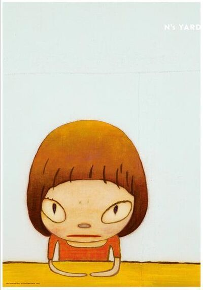 Yoshitomo Nara, 'N's YARD Poster - Let's Talk About Glory (B3 Size)', 2020