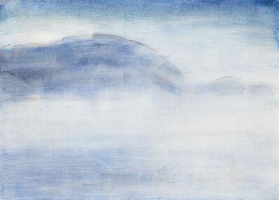 Christian Rohlfs, 'Weißer Nebel überm See', ca. 1933