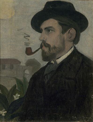 Joaquín Torres-García, 'Autorretrato (Self-portrait)', 1902
