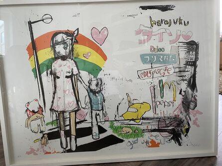 Antony Micallef, 'My Walk In Harajuku', 2006