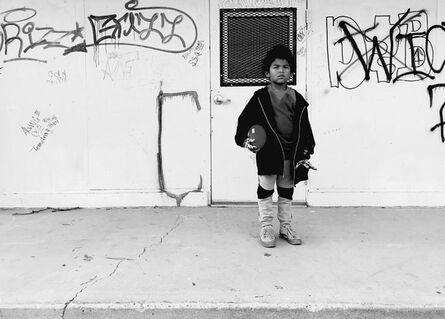 Douglas Miles, 'Breeze, Graffiti', 2020