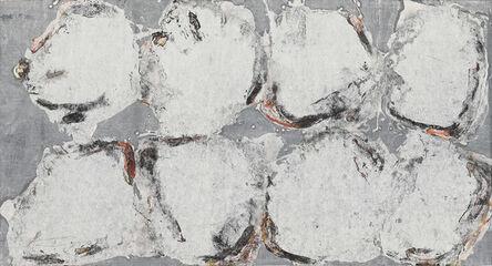 Wei Ligang 魏立刚, 'Snow Cushions', 2020