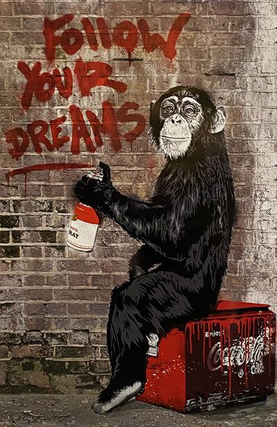 Mr. Brainwash, ''Follow Your Dreams'', 2012