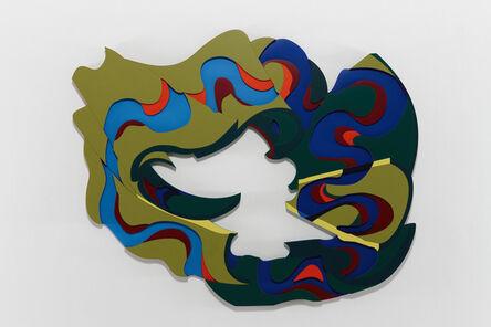 John F. Simon, Jr., 'RiverBend', 2010