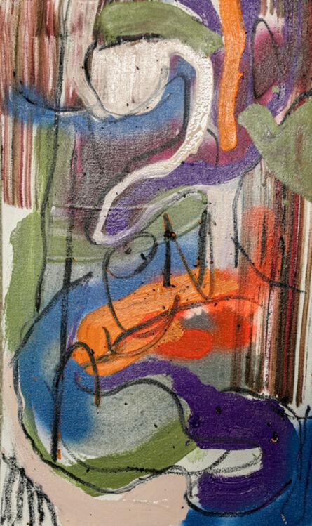 Gresham Tapiwa Nyaude, 'Grey Spaces (Gore 20)', 2021