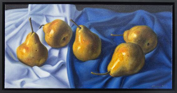 Ciba Karisik, 'Pears', 2019