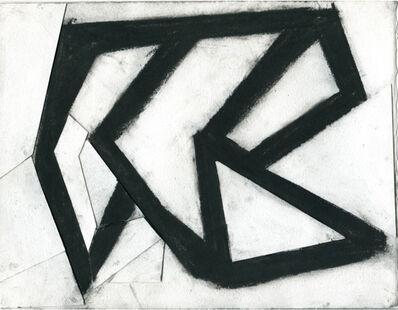 Kenneth L. Greenleaf, 'Blackwork #7', 2011