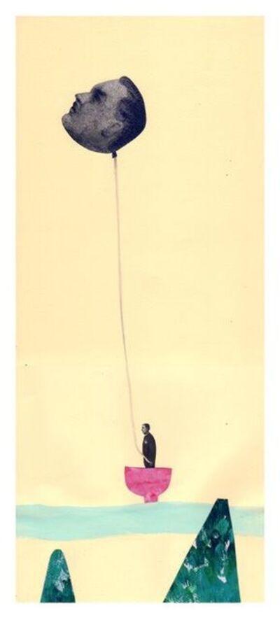 Maiko Kikuchi, 'Go With the Flow', 2014