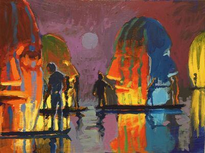 Frank Hyder, 'Janis Harbor', 2018