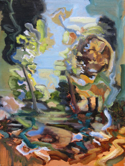 Gary Evans, 'Study After Rubens #2', 2013