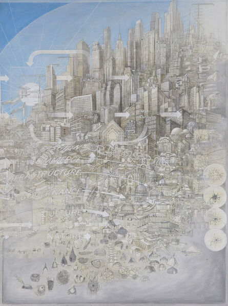 Casey Cripe, 'Ecosystems: City (v.1.2)', 2015