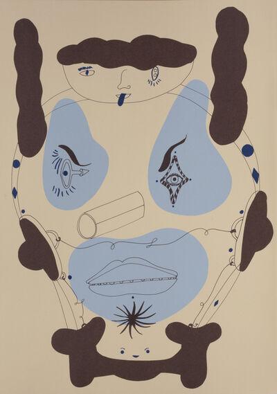 Jaime Hayon, 'Tapón vase face', 2021