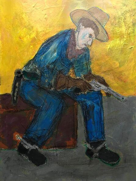 Morrison Pierce, 'Red River Valley', 2020