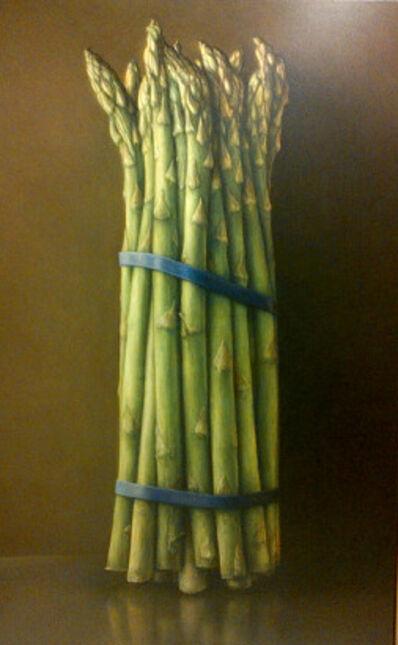 James Del Grosso, 'Asparagus I'