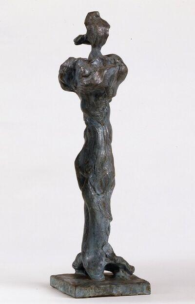 David Smith (1906-1965), 'Untitled (standing figure)', 1961-1962