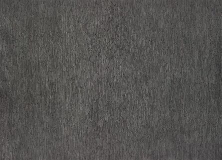 Sol LeWitt, 'Black with White Lines, Vertical, Not Touching', 1970