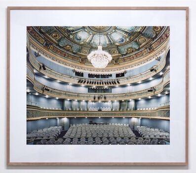 Candida Höfer, 'Théâtre de Montansier Versailles IV 2007', 2007