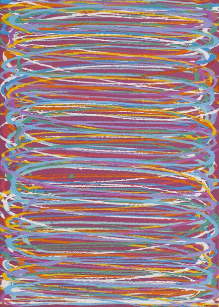 Dan Christensen, 'Untitled ', 2004