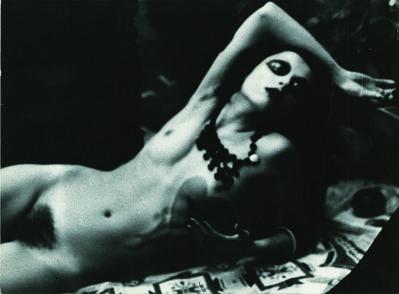 Irina Ionesco, 'Fafa, Le Coeur Percè', 1970