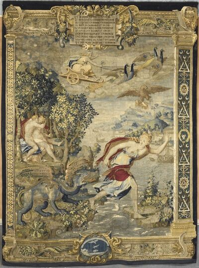 'Jupiter et Latone (Jupiter and Latona)', mid-16th century
