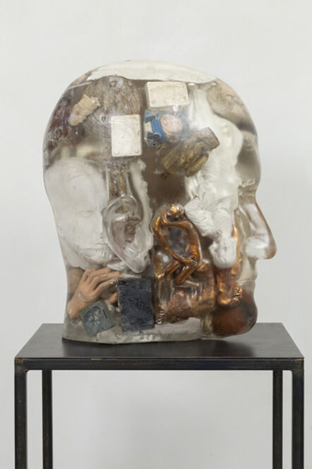 Richard Dupont, 'Collection Head 8', 2014