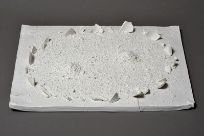 Lee Ufan, 'Terre de porcelaine no.Ⅱ', 2016